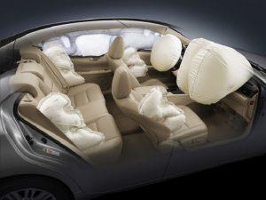 Hiền Toyota Vị trí an toàn nhất trên xe hơi?