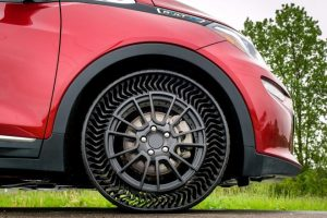 Hiền Toyota Lốp xe không hơi: Lựa chọn lý tưởng cho ngành công nghiệp ô tô tương lai