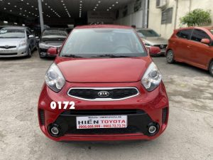 Kia Moning 1.25L - Giá rẻ -ĐK.06/2016 -ID:0172