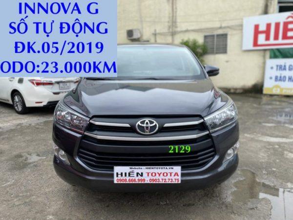 Innova G 2019 - Tự Động - Xe Đẹp - ID:2129